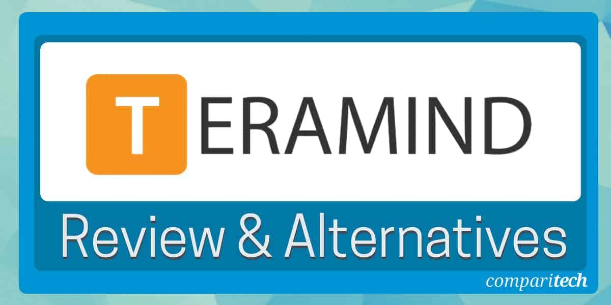 Teramind DLP review and five best alternatives